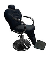 AS-1040 Кресло парикмахерское (черное)