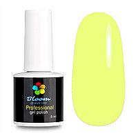 Гель-лак для ногтей BLOOM Лимонад 8 мл №44719