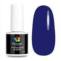 Гель-лак для ногтей BLOOM Синий электрик 8 мл №42357