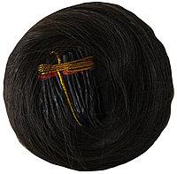 Волосы натур. 50 см на кератин. капсулах, не крашен. (200 в 1) №17749