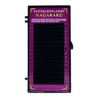Ресницы NAGARAKU натуральные норковые C.0.10 - 10 мм №86903