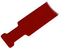 Расческа для покраски и колорирования Tony&Guy K-21 плоская 9,4 х 26,3 мм цвет (в ассорт.) №76683(2)