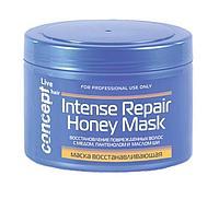 Маска для волос CONCEPT Live Hair восстановление с медом волос, 500 мл 66508