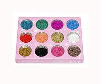 Бульонки для ногтей (цветные) №8073(2)