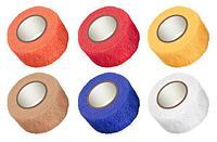 Лента для пальцев защитная в рулоне цветная (ширина 2,5 см) №1739(2)
