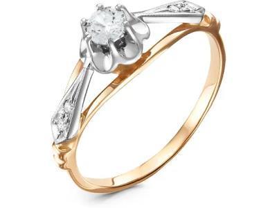 Золотое кольцо РусГолдАрт 194017_1_1_1_17