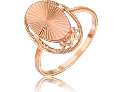Золотое кольцо РусГолдАрт 191110_1_10_18