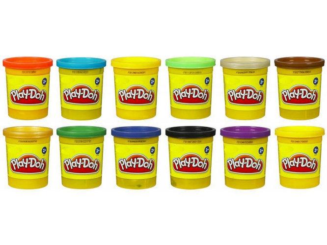 Пластилин Play-Doh Плей-До 1 баночка 112 гр. Hasbro