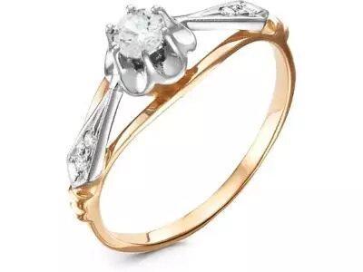 Золотое кольцо РусГолдАрт 194017_1_1_1_18