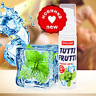 Съедобная Гель-Смазка TUTTI-FRUTTI Для Орального Секса со Вкусом Сладкой Мяты 30г, фото 2