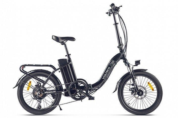 Велогибрид VOLTECO FLEX 2020 года