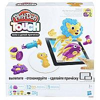 Пластилин Play-Doh Плей-До Лепи и делай прически Hasbro