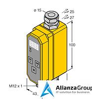 Расходомер TURCK FCMI-15D12DYA4P-LIUP8X-H1141/S1352