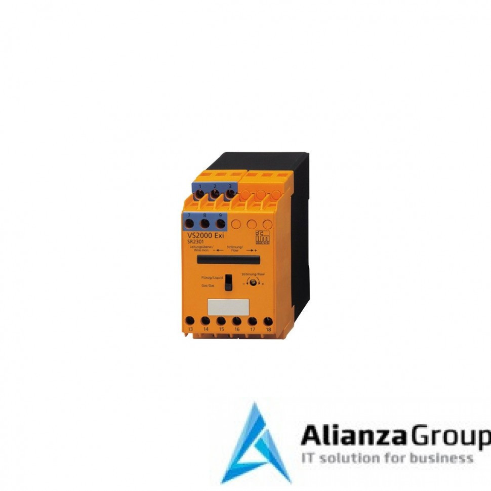 Блок обработки IFM Electronic SR2301
