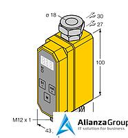 Расходомер TURCK FTCI-18D15A4P-LI-UP8X-H1141