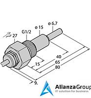 Датчик потока TURCK FCS-G1/2A4-NAEX0/AL065