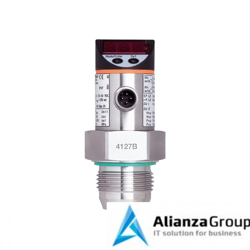 Вакуумный датчик IFM Electronic PF2652