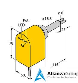 Датчики потока воздуха и газов