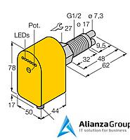 Датчик потока TURCK FCS-GL1/2A2P-LIX-H1141/A