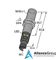 Инфракрасный датчик температуры TURCK M18TUP6EQ