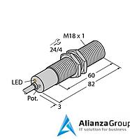 Датчик потока TURCK FCS-M18-LIX
