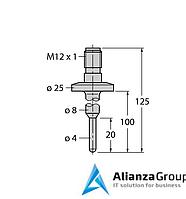 Датчик температуры TURCK TP-504A-TRI3/4-H1141-L100