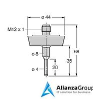 Датчик температуры TURCK TP-504A-DN25K-H1141-L035