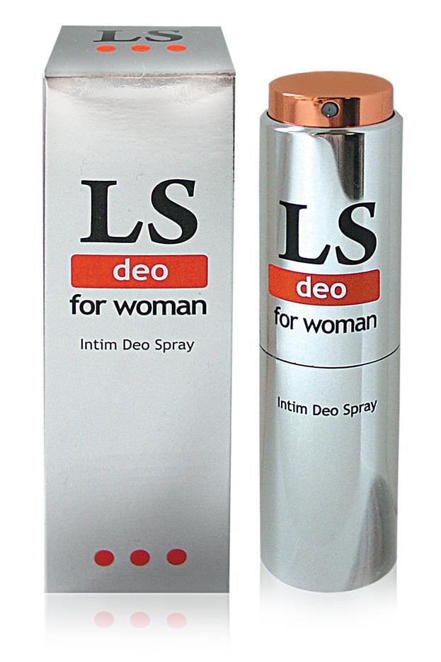 Дезодарант для Интимной Зоны LOVESPRAY DEO для Женщин , 18 мл
