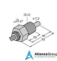 Датчик потока TURCK FCS-GL1/2A4-NAEX/D100