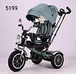Детский трехколесный велосипед Chopper Trike, фото 2