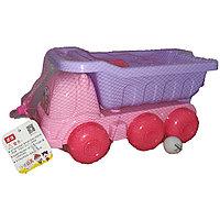 Машинка с садовыми инструментами, для песочницы., фото 1