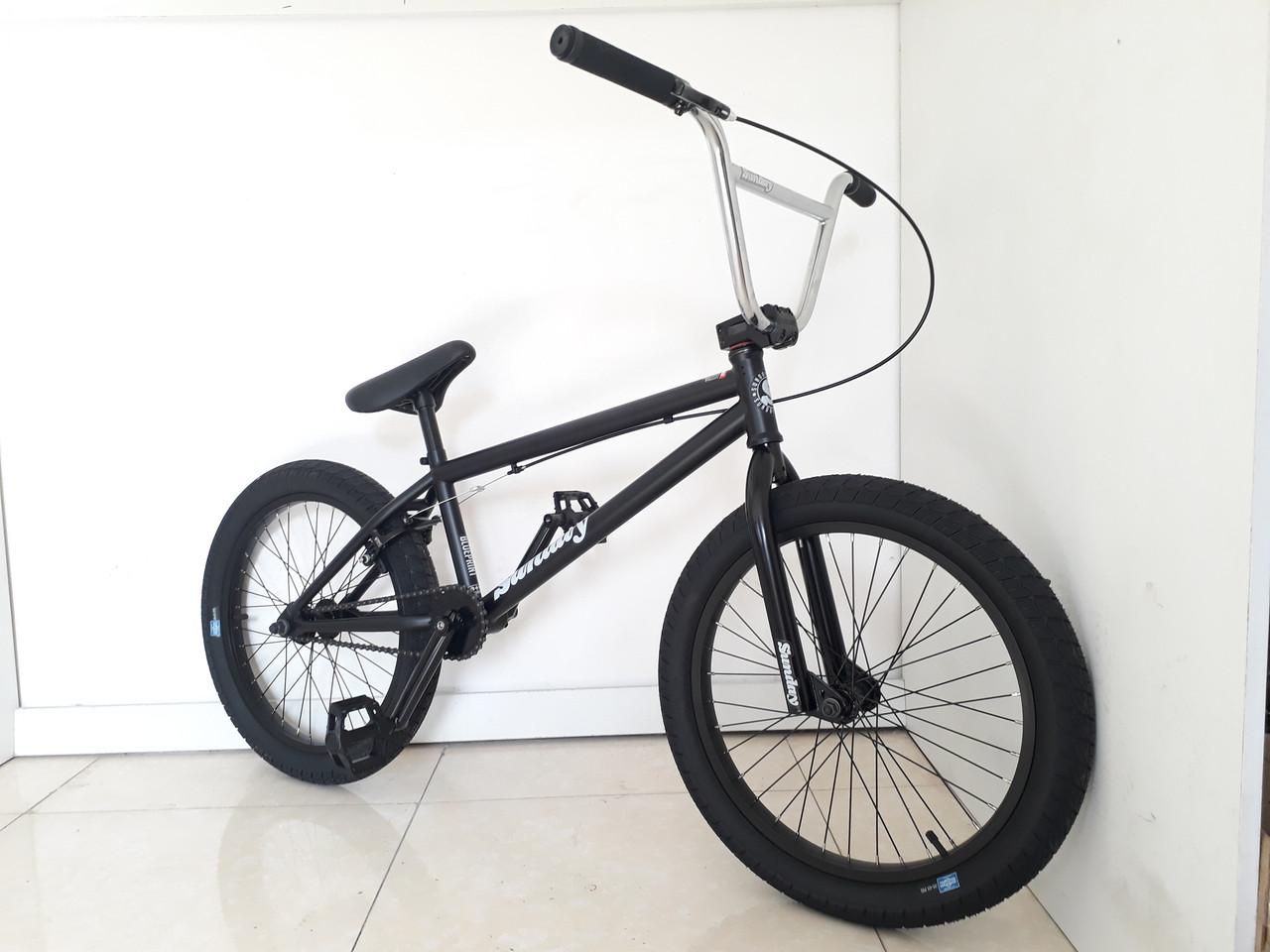 Трюковый велосипед SUNDAY Blueprint. Bmx. Гарантия на раму. Кредит