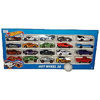 Набор моделек HotWheels Super Car 20