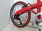 Складной легкий велосипед Alton 20 колеса, фото 2