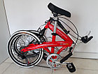 Складной легкий велосипед Alton 20 колеса, фото 3