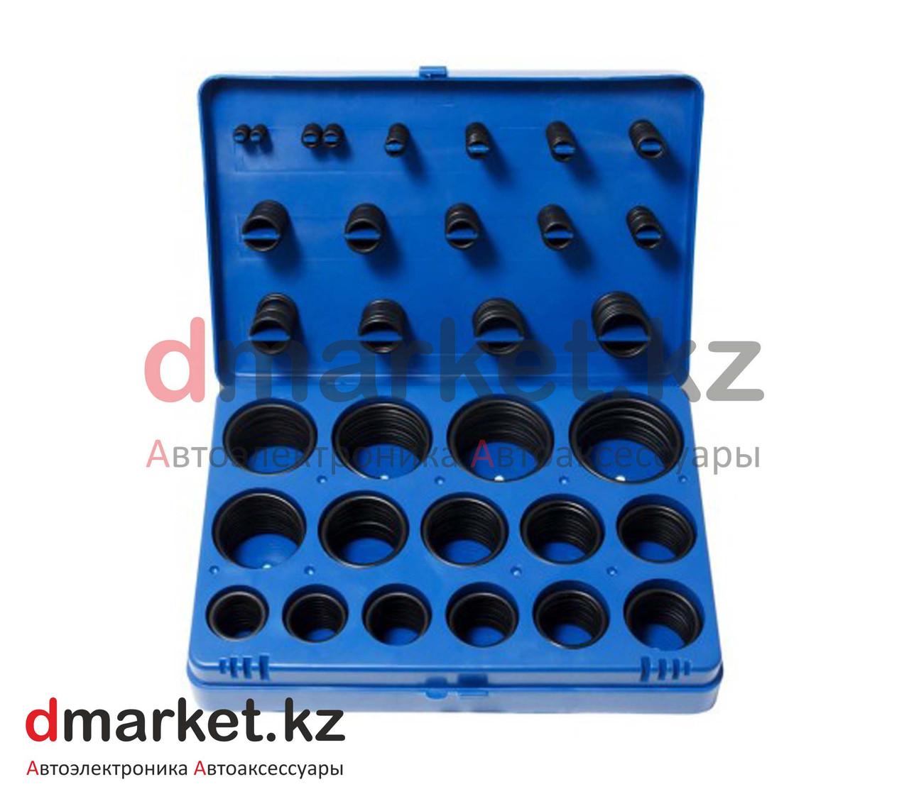 Набор уплотнительных колец, 386 шт., маслобензостойкие, 4мм-45мм