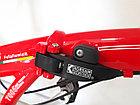 Складной легкий велосипед Alton на 20-х колесах со скоростями, фото 2