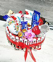 Сладкий букет для девушки в Павлодаре, фото 1