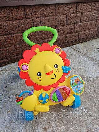 Каталка Lorelli Toys Львенок 1005028