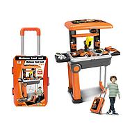 Детский набор инструментов в чемодане Deluxe tool set, фото 1
