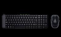 Комплект беспроводной Logitech MK220