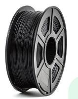 Черный PLA пластик 3DN 1 кг (1,75 мм) для 3D-принтеров