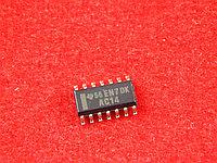 Микросхема SN74AC14D, Триггер Шмитта