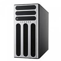 Серверная платформа Asus TS300-E10-PS4, Tower 5U, 1 x Socket LGA1151 , C246, 4xDDR4 UDIMM, 1xPCI-E x16, 2xPCI-
