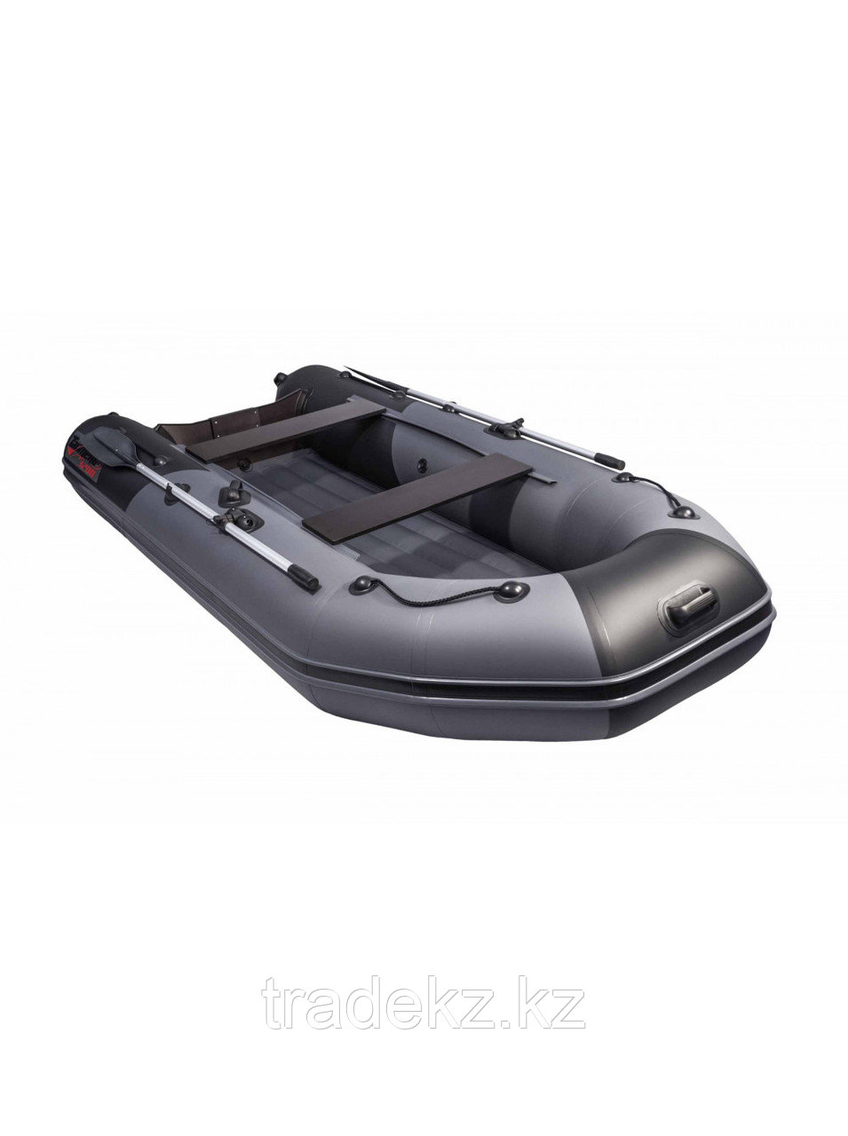 Лодка ПВХ ТАЙМЕНЬ NX 2900 НДНД графит/черный