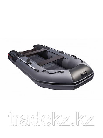 Лодка ПВХ ТАЙМЕНЬ NX 2900 НДНД графит/черный, фото 2