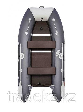 Лодка ПВХ Таймень LX 3400 СК графит/светло-серый, фото 2