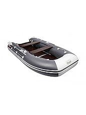 Лодка ПВХ Таймень LX 3400 СК графит/светло-серый, фото 3