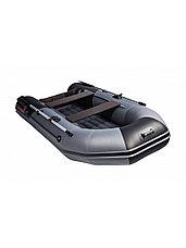 Лодка ПВХ ТАЙМЕНЬ NX 2800 НДНД графит/черный, фото 2