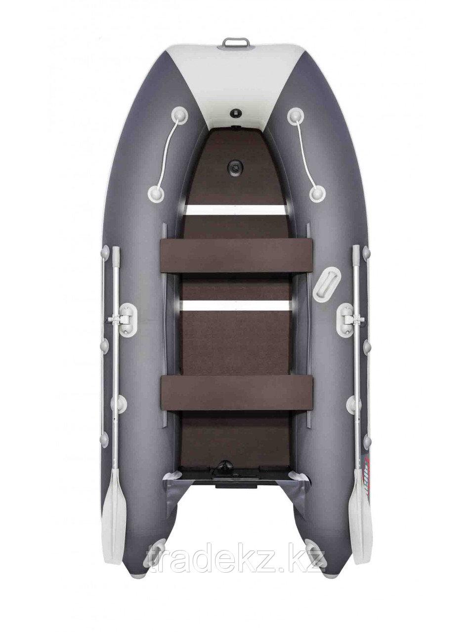 Лодка ПВХ Таймень LX 3200 СК графит/светло-серый